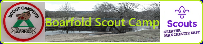 Boarfold Scout Camp